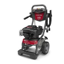 shop troy bilt 3000 psi 2 7 gpm cold water gas pressure washer