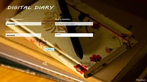 digital diary for windows 8 download