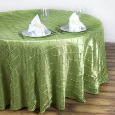 wedding linens for sale 132 pintuck fancy tablecloth wedding party catering