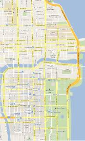 chicago map streets chicon 7 restaurants