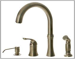 4 Hole Kitchen Faucets Kitchen Faucet2 Handle Pull Down Kitchen Faucet Amazing Handle