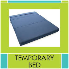 Temporary Beds Amazon Com Milliard Tri Fold Foam Folding Mattress And Sofa Bed