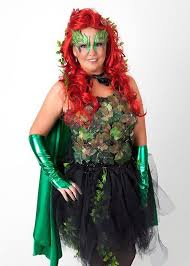 Green Ivy Halloween Costume Poison Ivy Costume Halloween Costumes Poison Ivy