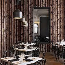 53 1000cm europe non woven wallpapers wood tree vinyl 3d wallpaper