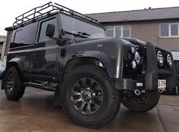 used land rover defender used 2006 land rover defender pick up td5 for sale in west