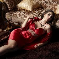 robe de mariã e satin trouver plus ensembles peignoirs et robes informations sur soie