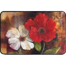 Poppy Kitchen Rug Darby Home Co Larson Kitchen Mat Rug Size 2 X 3 Products