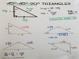 best 25 special right triangle ideas on pinterest geometry
