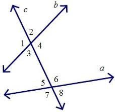 Alternate Corresponding And Interior Angles 3 And 6 Form Which Type Of Angle Pair A Corresponding Angles B