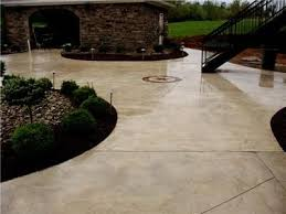 Average Price For Concrete Patio Best 25 Stamped Concrete Cost Ideas On Pinterest Stamped