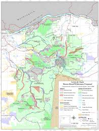 Montana Blm Maps by Badger Creek Wilderness Oregon National Wilderness Areas