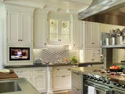 Tall Kitchen Cabinets With Glass Doors Tehranway Decoration - Long kitchen cabinets