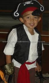 Fat Kid Halloween Costume 25 Homemade Pirate Costumes Ideas Diy Pirate