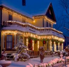 Christmas Decorations For Homes Best 25 Christmas Icicle Lights Ideas On Pinterest Icicle