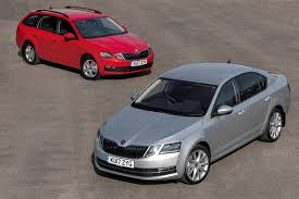 skoda octavia estate review parkers