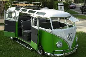 1966 volkswagen microbus de luxe micro bus