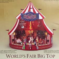 buy gold label worlds fair animated musical grand ferris wheel in