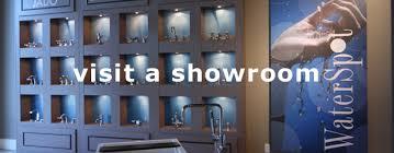 Bathroom Fixtures Showroom Waterspot Showrooms Kitchen Bath Fixtures Design Services