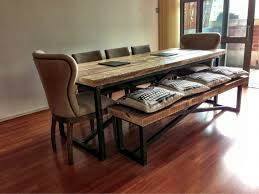 kitchen magnificent table and bench set bench style dining set