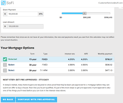 sofi mortgages review are you