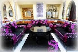 Banquette Marocaine Moderne by Indogate Com Salon Oriental Moderne Blanc