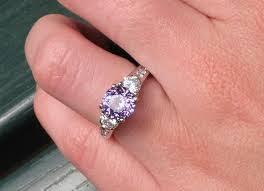 purple diamond engagement rings the forum engagement ring folder eye candy page 94 pricescope