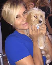 yolanda foster hair yolanda foster chops of her hair for a dramatic new look the