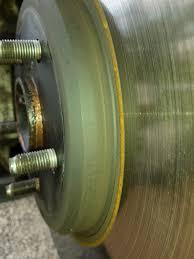 lexus v8 rotor rusty rotors clublexus lexus forum discussion