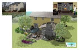 3d interactive designs natural elements lawn u0026 landscape