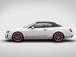 white bentley convertible bentley continental supersports convertible isr white s tuning