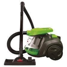 Canister Vaccum Bissell Zing Bagless Canister Vacuum Chacha Lime 1665 Target