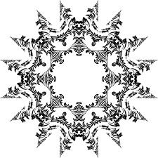 decorative ornamental floral 29 domain vectors