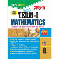 8th standard guide mathematics term i tamilnadu state board