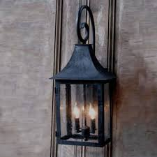 Nautical Outdoor Lights by Outdoor Lanterns Sconces Outdoor Wall Mounted Lighting Rustic