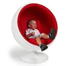 Modern Ball Chair Eero Arnio Ball Chair Colors Egg Shell Mid Century Modern