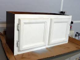 How To Sand Kitchen Cabinets Upcycle Kitchen Cabinets Into A Storage Bench How Tos Diy