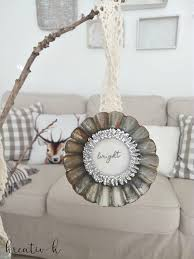diy vintage farmhouse style baking tin ornaments 2017 ornament