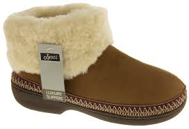 warm lined outdoor sole slipper boots slippers boot