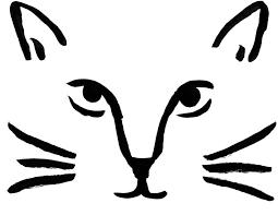 the 25 best cat pumpkin stencil ideas on pinterest pumpkin