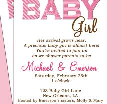 baby shower invitation wording exles in messages sles