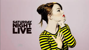 emma stone u0027s snl bumper as photography pinterest snl