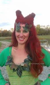 Poison Ivy Halloween Costume Diy 52 Poison Ivy Costume Ideas Images Poison Ivy