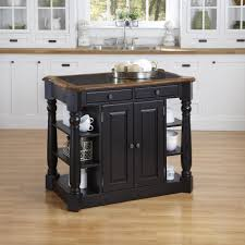 Kitchen Island Black Granite Top Home Styles Americana Granite Kitchen Island Sears