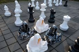 guardian chess in work guardians of time by manfred kielnhofer