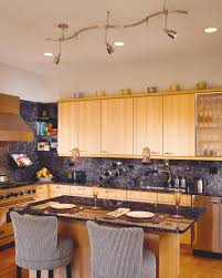 Kitchen Track Lighting by Home Decor Home Lighting Blog Blog Archive Four Top Track