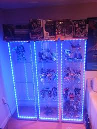 transformers figure display the ikea detolf tfw2005 the 2005