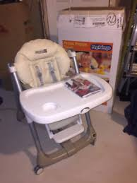 Peg Perego Prima Pappa Rocker High Chair Manual Peg Perego High Chair Buy Or Sell Feeding U0026 High Chairs In