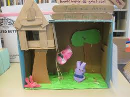 Diorama House Peeps Diorama Contest Winners 2015 Norwich Public Library