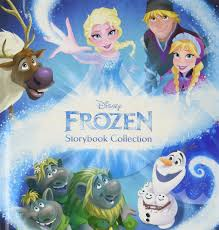 frozen storybook collection disney book 9781484758731