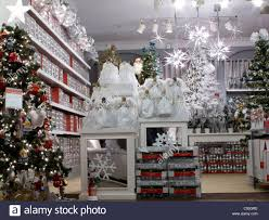 christmas displays macy s department store christmas displays nyc stock photo
